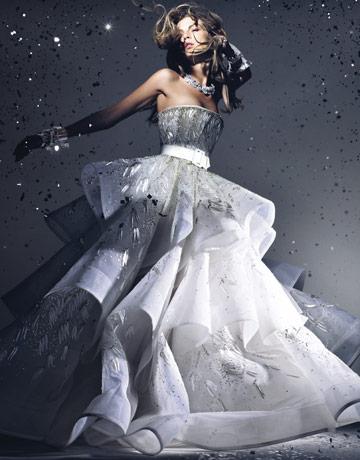 Бриллианты - ювелирная мода 2009. Фото с gliane