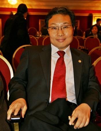Ректор аспирантуры женского университета Ewha Womens University, доктор наук Byung-il Choi. Фото: Цзин Гохуань/ The Epoch Times