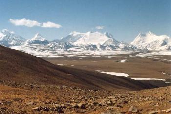 Тибет. Гималаи. Фото: otkrytie.ru