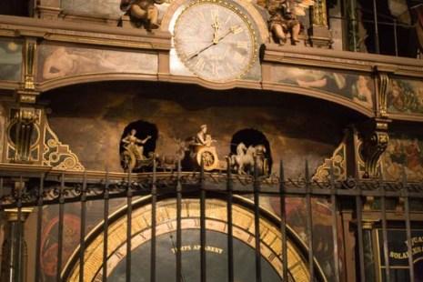 Страсбург. Кафедральный собор Нотр-Дам.Нижняя часть астрономических часов. Фото: Лора ЛАРСИА/Великая Эпоха