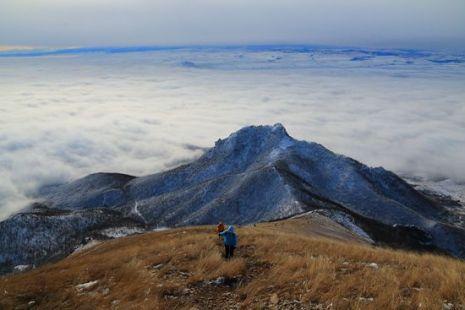 Вид с горы Бештау. Фото Л.Костюшиной