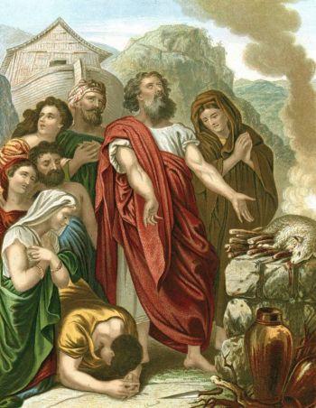 История Великого потопа присутствует во многих древних культурах. Но произошел ли он в действительности? Фото: photos.com