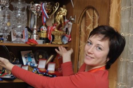 Алена Карташева - серебряный призер последней Олимпиады в Пекине. Фото: Николай Зуев.