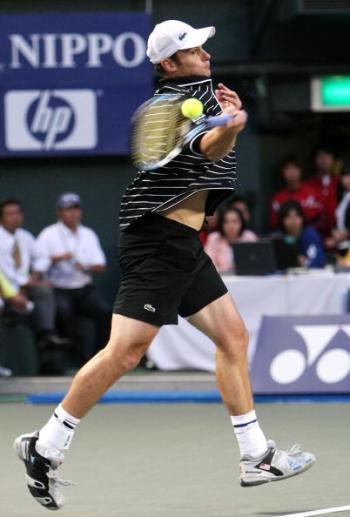 В мужском и женском турнирах, проходящих в Токио, в субботу были сыграны полуфинальные матчи. Фото: Junko Kimura/Getty Images