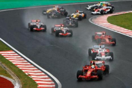 В Бразилии прошел заключительный этап чемпионата мира по автогонкам Формулы 1. Фото: Paul Gilham/Getty Images