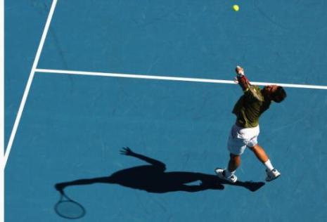 На Открытом чемпионате Австралии по теннису завершились последние матчи 1/8 финала в мужском одиночном разряде. Фото: Clive Brunskill/Getty Images