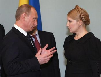 Украинцы лучше относятся к россиянам, чем те к ним. Фото: ALEXEY NIKOLSKY/AFP/Getty Images