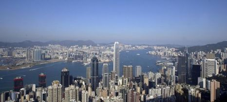Россия и Гонконг отменили визы. Фото: PETER PARKS/AFP/Getty Images