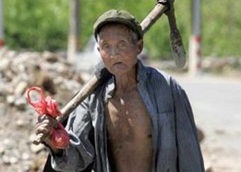 Почему китайские крестьяны так бедны. Фото с epochtimes.com