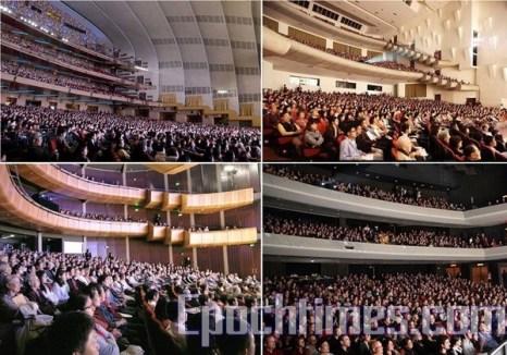 Выступления Shen Yun прошли во многих известных залах Европы и Америки. Фото: The Epoch Times