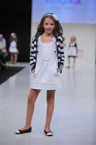 Модная детская одежда. Фото предоставлено пресс-центром Collection Premiere Moscow