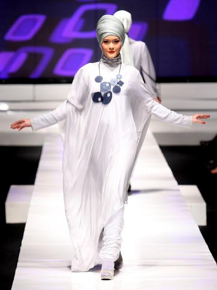 Неделя моды в Джакарте, Индонезия. Graham Denholm/Getty Images