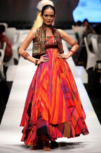 Неделя моды в Джакарте, Индонезия. Фото: Getty Imges