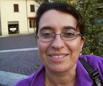 Фьёренза Фиоре, 41, секретарь. Фото: Epoch Times