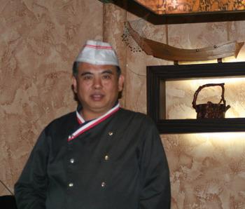 Цао Цзыган, шеф-повар ресторана «Древний Китай». Фото: Светлана Ким/Великая Эпоха