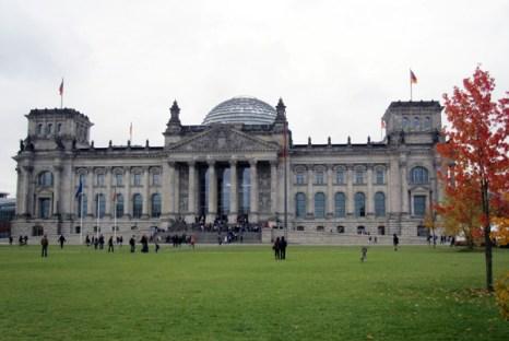 Здание Рейхстага (нем. Reichstag). Фото: Ирина Лаврентьева/Великая Эпоха