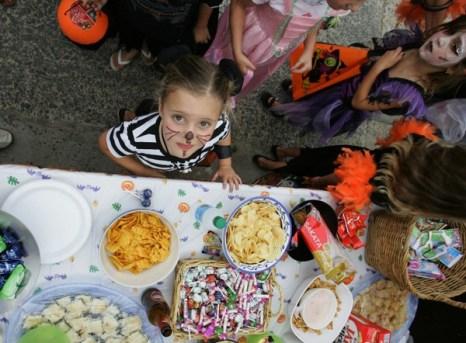 Дети в Хеллоуин. Фото: Getty Imges