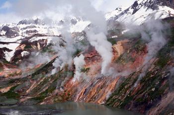 Гейзеры на Камчатке. Фото: VASILY SUVOROV  /Getty Images