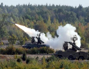Россия для обеспечения своей безопасности готова сохранить СНВ на минимально необходимом уровне. Фото: VIKTOR DRACHEV/AFP/Getty Images News