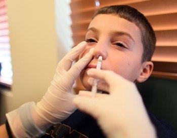 В Чите из-за вспышки гриппа и ОРВИ закрываются все школы и ВУЗы. Внеплановые каникулы продлятся две недели. Фото: Joe Raedle/Getty Images