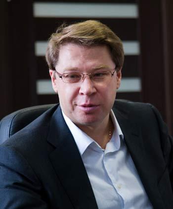 Александр Гурко, генеральный директор компании «М2М телематика». Фото предоставлено пресс-службой компании «М2М телематика»