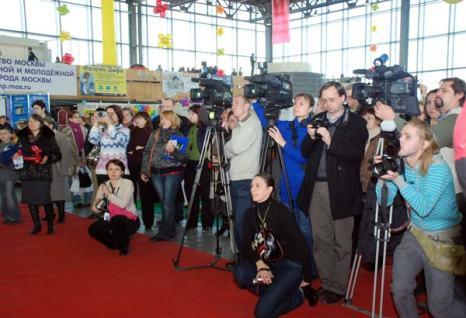 Открытие 21-ой интерактивной выставки детского досуга и активного отдыха «Спортлэнд». Фото: Юлия Цигун/Великая Эпоха