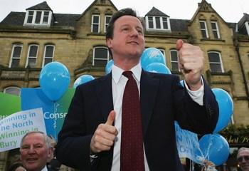 От речи Камерона (David Cameron) не ожидают больших заявлений.  Фото: Matthew Lewis/Getty Images