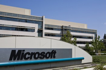 Microsoft. Фото: Stephen Brashear/Getty Images