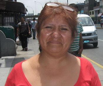 Глэдис Араузо, Лима, Перу Фото: Великая Эпоха (The Epoch Times)