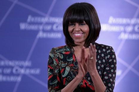 Мишель Обама. Фото: Chip Somodevilla/GettyImages