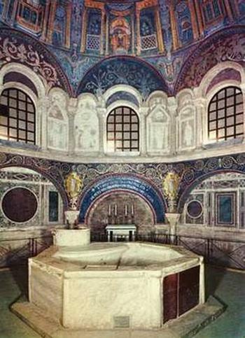 Внутреннее убранство собора Св. Софии. Фото: works.tarefer.ru