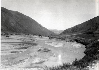 Долина реки Гульча на Алайской долине. Фото: risk.ru