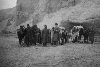 Китайская экспедиция Маннергейма. Фото: d160