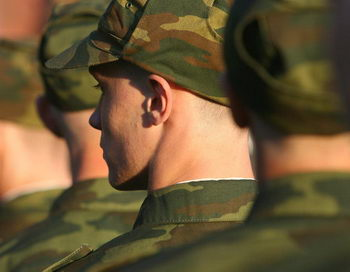 Призывников будут ежемесячно тестировать на наркотики. Фото с сайта klintsy.ru
