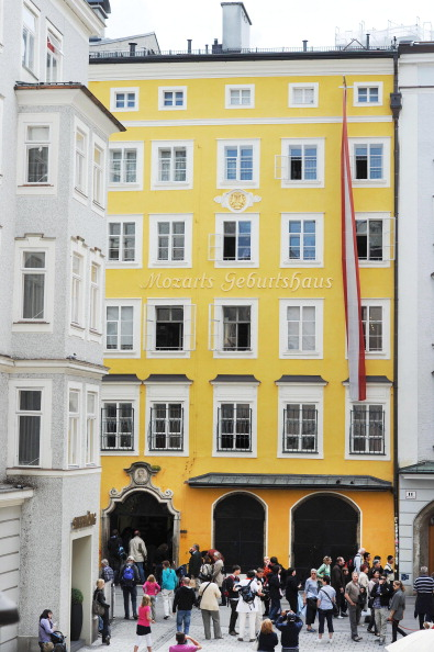 Фоторепортаж о путешествии по Зальцбургу. Фото:Martin Schalk/Getty Images