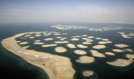 Дубай – город в Персидском заливе. Фото: Chris Jackson/Getty Images