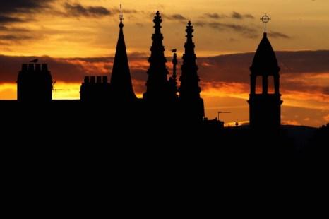Фоторепортаж о  шотландском городе Инвернесс. Фото:Dean Mouhtaropoulos/Getty Images