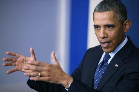 Президент США Барак Обама. Фото: Mark Wilson/Getty Images