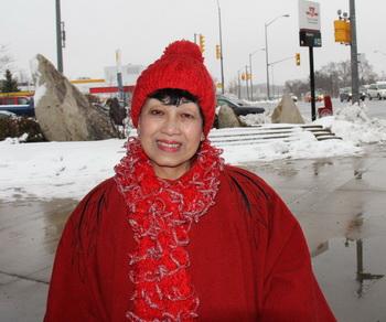 Пенси Лим, Торонто, Канада. Фото с сайта theepochtimes.com