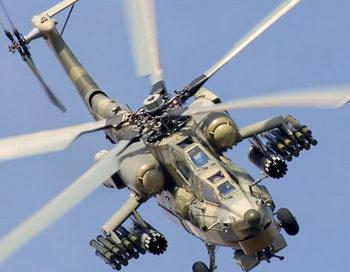 Вертолёт Ми-28Н. Фото с сайта trinixy.ru