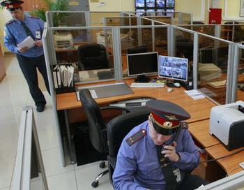 Работа МВД. Фото РИА Новости