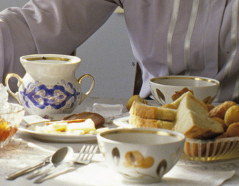 Завтрак. Фото РИА Новости