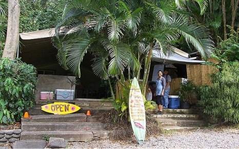 Наш любимый тайский ресторан на острове Хана. Фото: Michael Varga