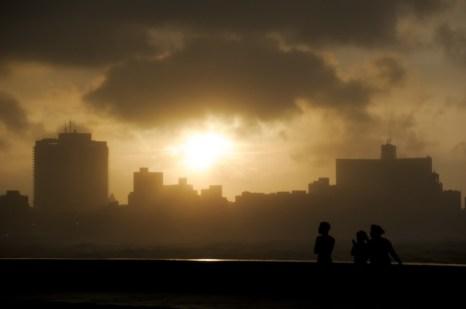 Гавана. Фото: ADALBERTO ROQUE/AFP/Getty Images