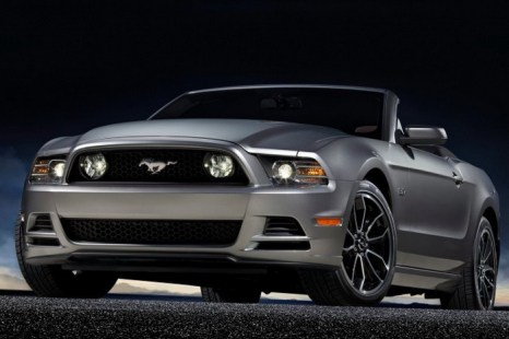 Ford Mustang GT. Фото: NetCarShow.com