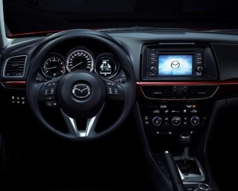 Mazda 6 GT 2014 года. Фото: Mazda