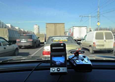 На Московской кольцевой дороге вступит в строй новая система навигации. Фото: YURI KADOBNOV/AFP/Getty Images