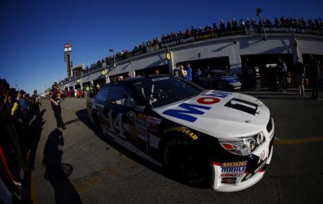 NASCAR Sprint Cup, самая престижная в мире гонка на сток-карах, началась 15 февраля 2014 года на трассе Дайтоны, штат Флорида (США). Фото: Tom Pennington/Getty Images