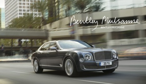 Фото:  bentleymotors.com