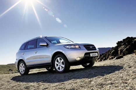 ММАС-2012 представляет мировые премьеры. Hyundai Santa Fe третьего поколения. Фото: fresher.ru